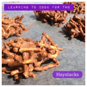 Learning To Cook For Two Haystacks
