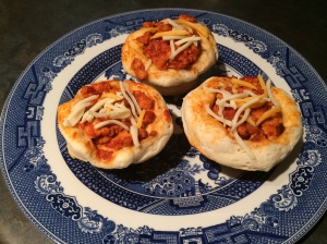 Sloppy Joe Muffins